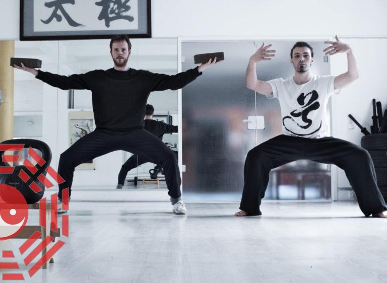 Ma Bu Kung Fu basics
