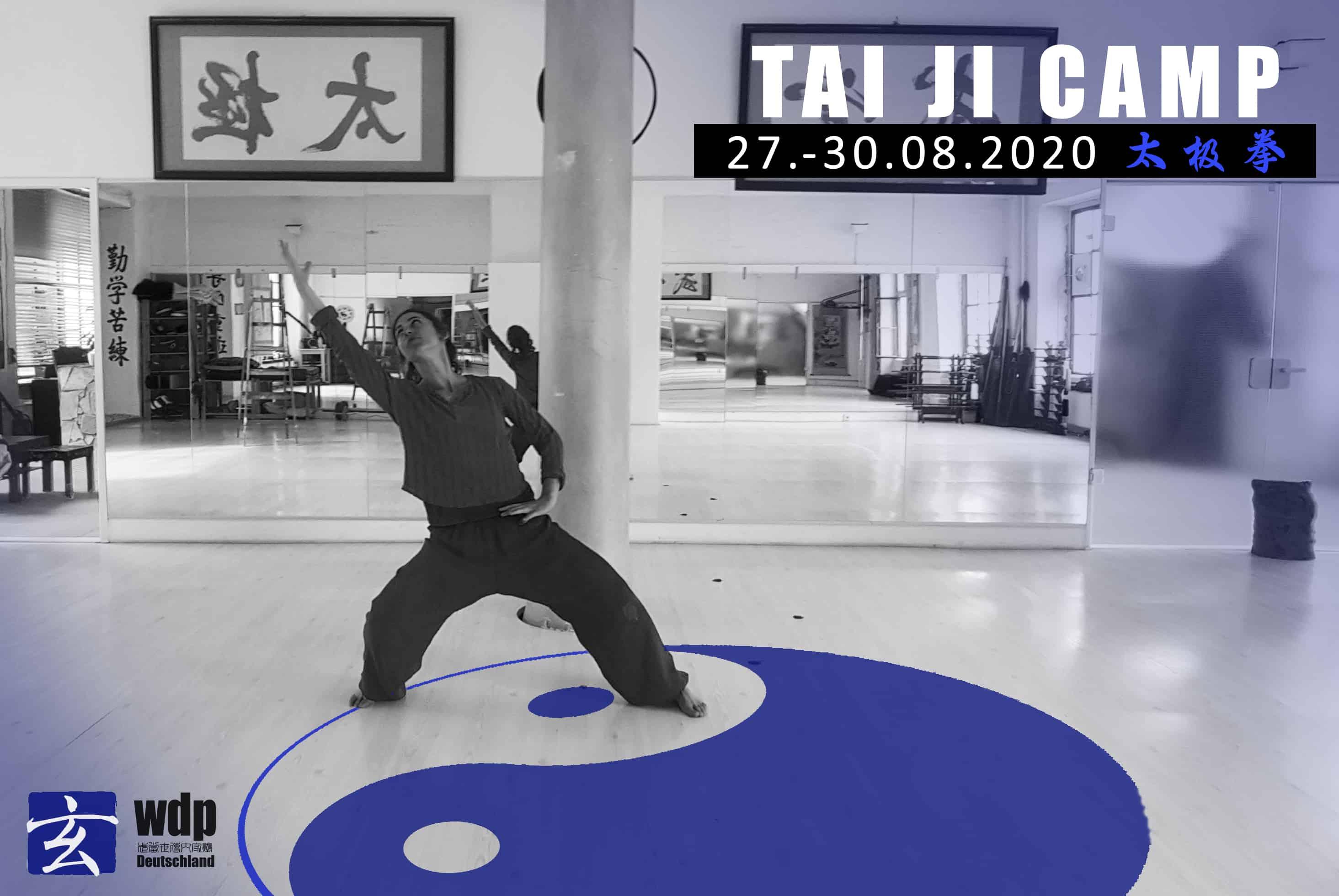 TAI JI CAMP 2020
